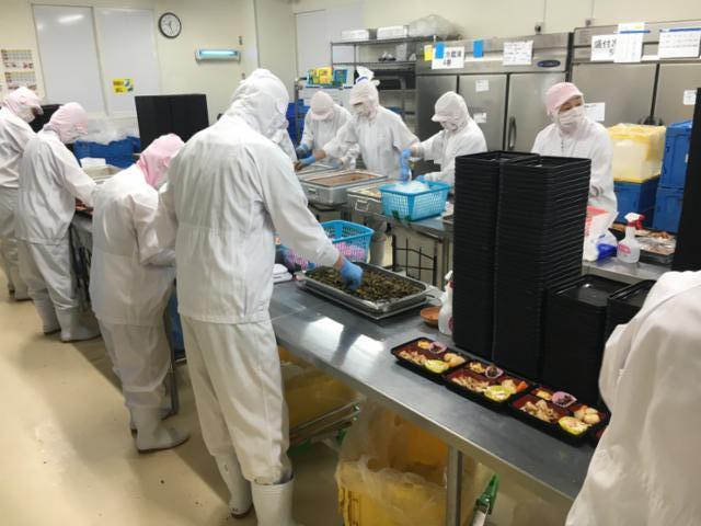 ドリームファクトリー 惣菜工場の画像・写真
