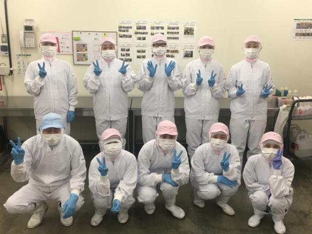 コープフーズ 旭川工場/コープさっぽろグループの画像・写真