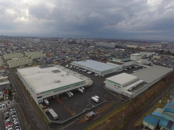北海道ロジサービス本社/コープさっぽろグループの画像・写真